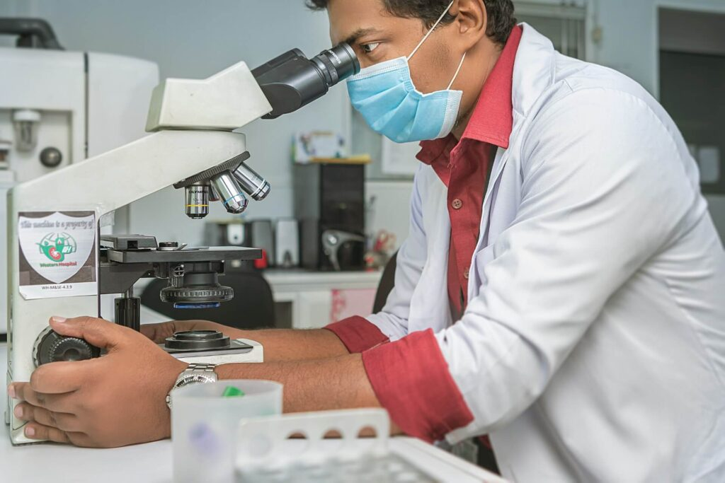 Laboratory services for Routine and specialized tests