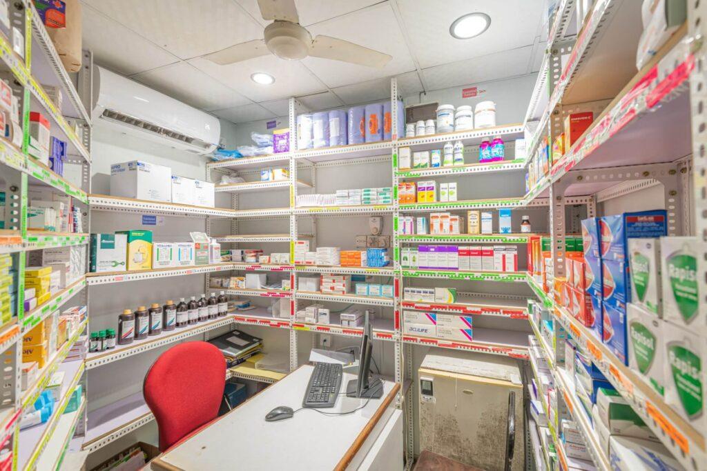 Pharmacy open till Midnight